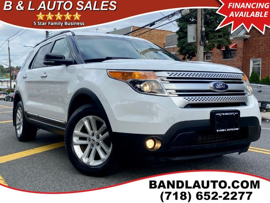 Used 2013 Ford Explorer in Bronx, New York | B & L Auto Sales LLC. Bronx, New York