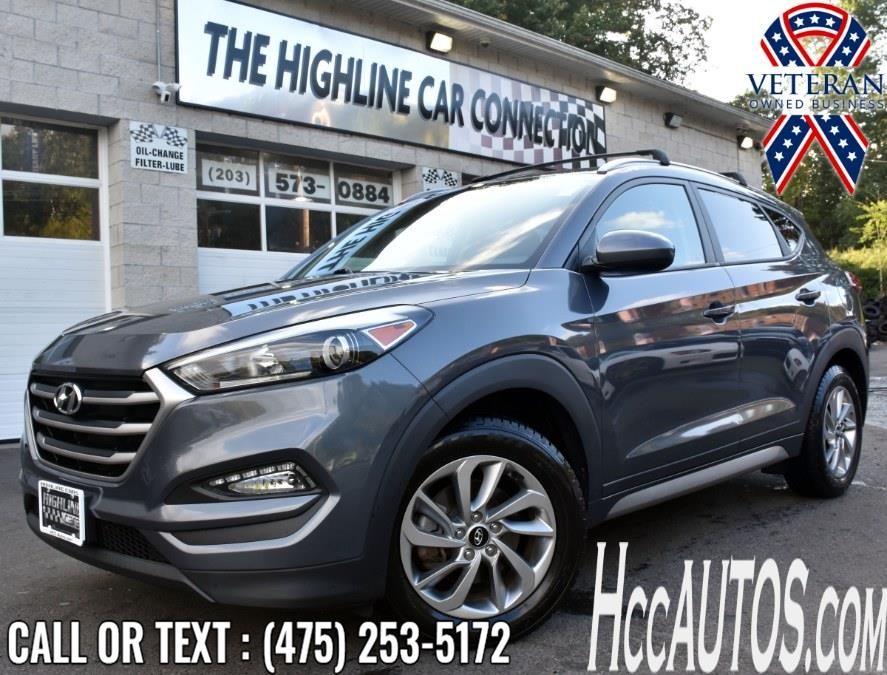 Used 2017 Hyundai Tucson in Waterbury, Connecticut | Highline Car Connection. Waterbury, Connecticut