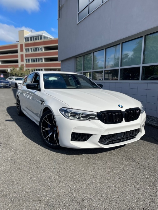 Used BMW M5 Competition Sedan 2020 | Apex Westchester Used Vehicles. White Plains, New York