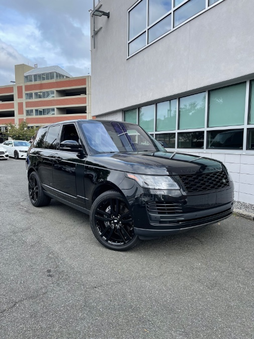 Used Land Rover Range Rover V6 Supercharged HSE SWB 2018   Apex Westchester Used Vehicles. White Plains, New York