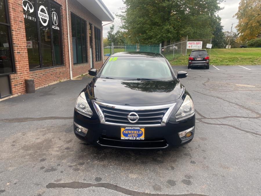 Used Nissan Altima 4dr Sdn I4 2.5 SL 2015 | Newfield Auto Sales. Middletown, Connecticut
