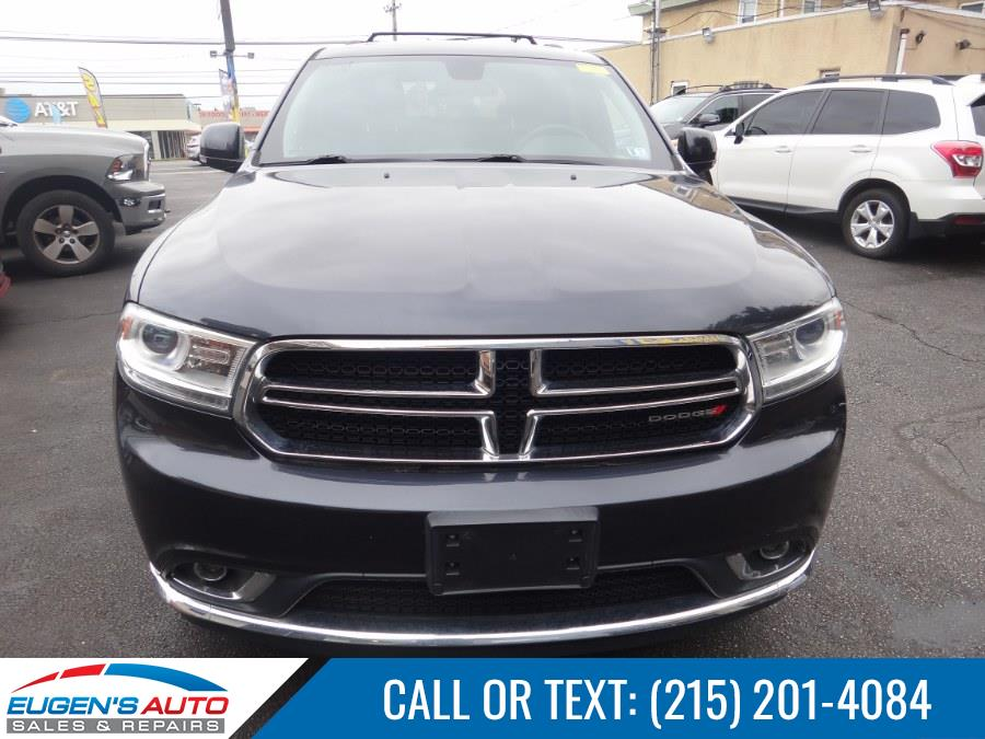 Used Dodge Durango AWD 4dr Limited 2015 | Eugen's Auto Sales & Repairs. Philadelphia, Pennsylvania
