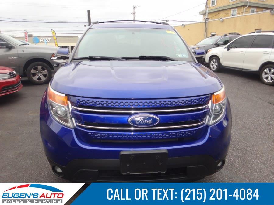 Used Ford Explorer 4WD 4dr Limited 2014 | Eugen's Auto Sales & Repairs. Philadelphia, Pennsylvania