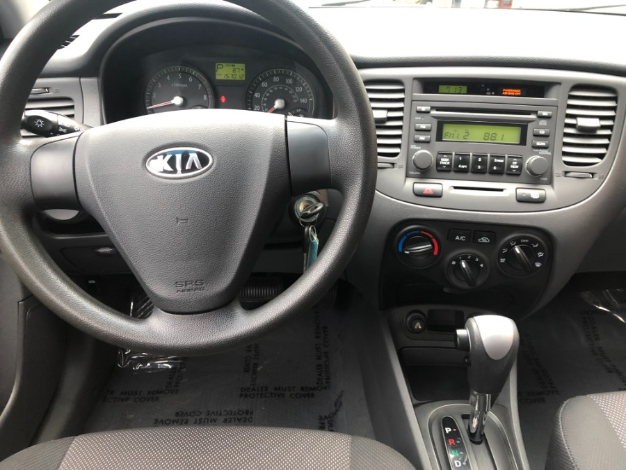 Used Kia Rio 4dr Sdn Auto LX 2007 | Bristol Auto Center LLC. Bristol, Connecticut