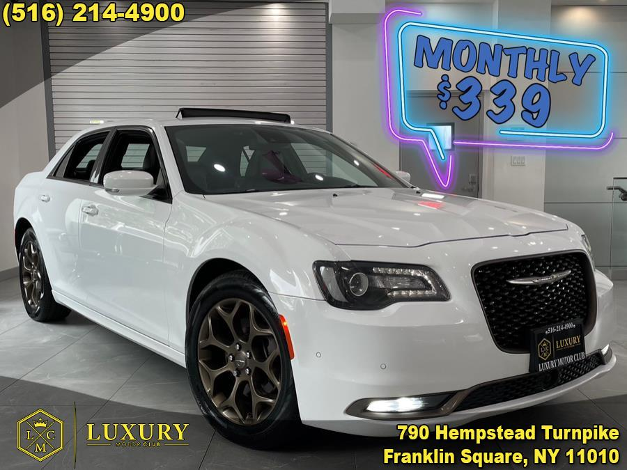 Used Chrysler 300 300S Alloy Edition AWD 2017   Luxury Motor Club. Franklin Square, New York