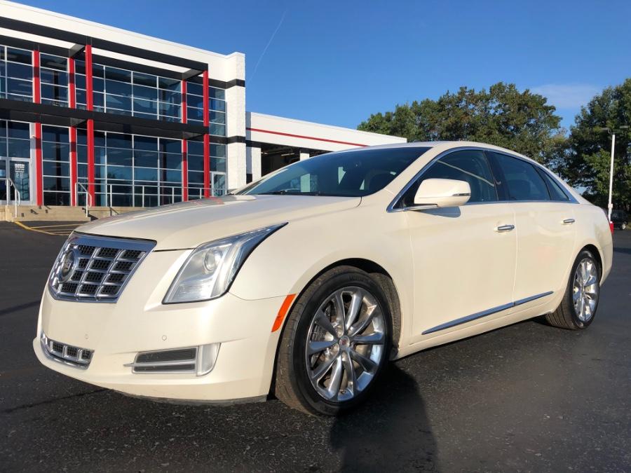 Used Cadillac XTS 4dr Sdn Premium AWD 2013 | Marsh Auto Sales LLC. Ortonville, Michigan