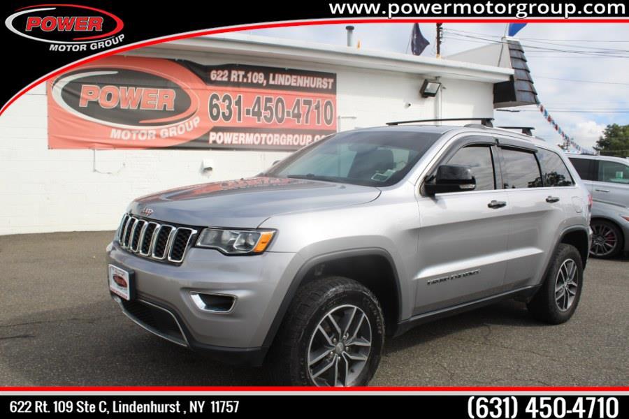Used Jeep Grand Cherokee Limited 4x4 2018   Power Motor Group. Lindenhurst, New York