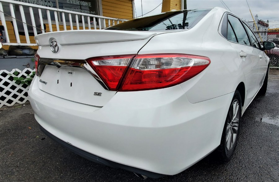 Used Toyota Camry 4dr Sdn I4 Auto SE (Natl) 2016 | Temple Hills Used Car. Temple Hills, Maryland