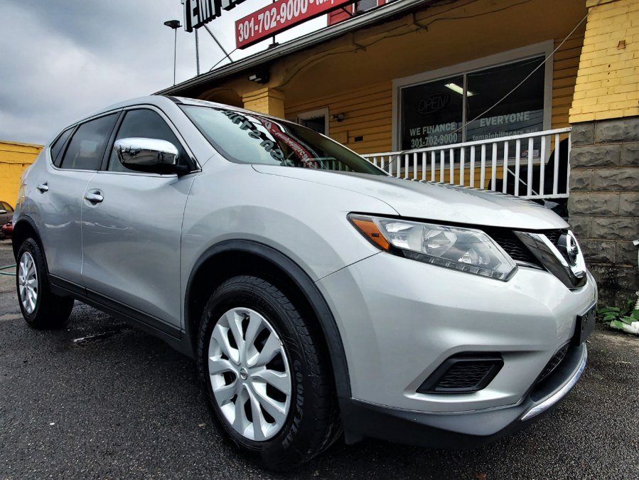 Used 2016 Nissan Rogue in Temple Hills, Maryland | Temple Hills Used Car. Temple Hills, Maryland