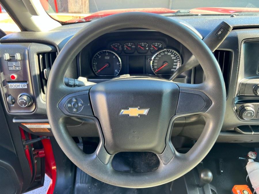 "Used Chevrolet Silverado 3500HD Built After Aug 14 4WD Reg Cab 162"" WB, 83.58"" CA WT 2015 | A-Tech. Medford, Massachusetts"