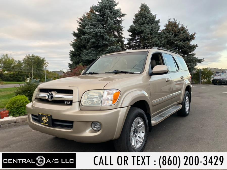 Used Toyota Sequoia 4dr SR5 4WD 2006 | Central A/S LLC. East Windsor, Connecticut