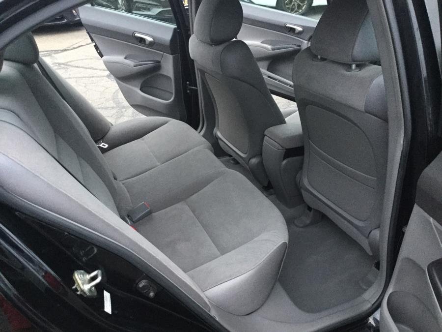 Used Honda Civic Sdn 4dr AT LX 2007   L&S Automotive LLC. Plantsville, Connecticut