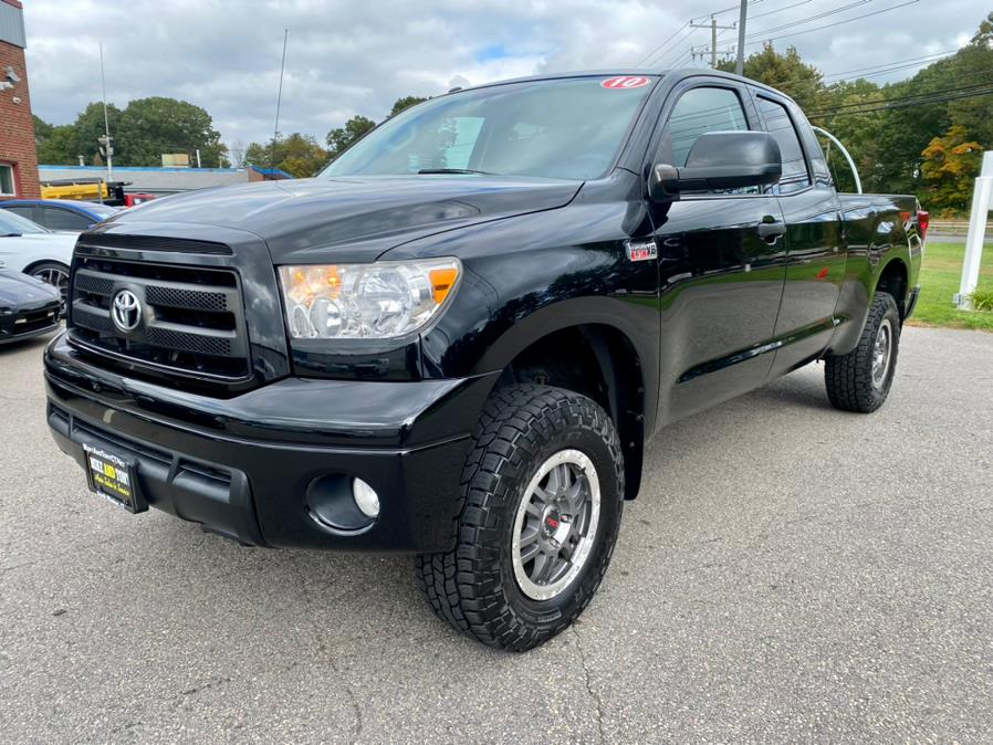 Used Toyota Tundra 4WD Truck Dbl 5.7L V8 6-Spd AT (Natl) 2010 | Mike And Tony Auto Sales, Inc. South Windsor, Connecticut