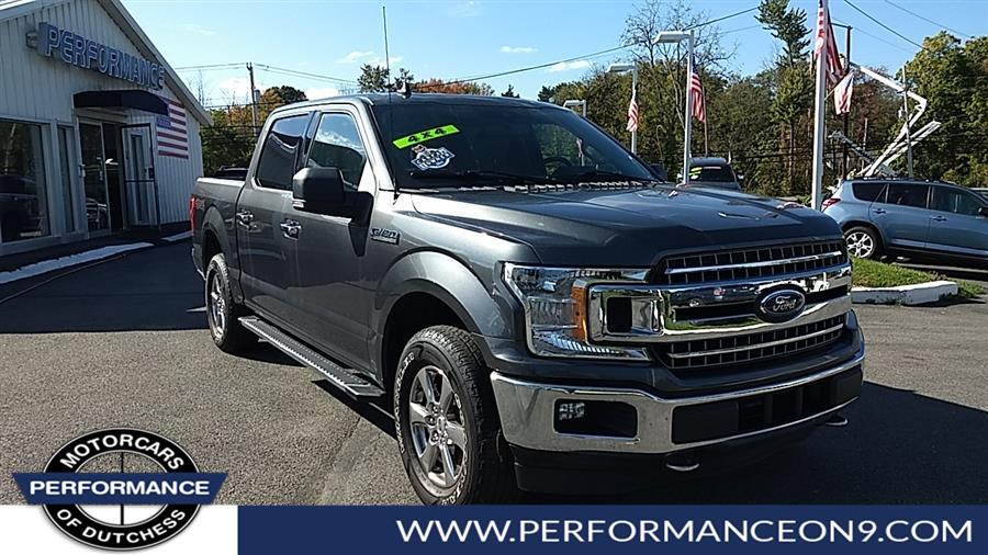 Used 2019 Ford F-150 in Wappingers Falls, New York | Performance Motorcars Inc. Wappingers Falls, New York