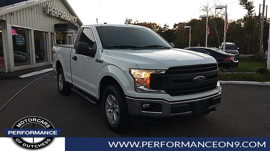 Used 2018 Ford F-150 in Wappingers Falls, New York   Performance Motorcars Inc. Wappingers Falls, New York