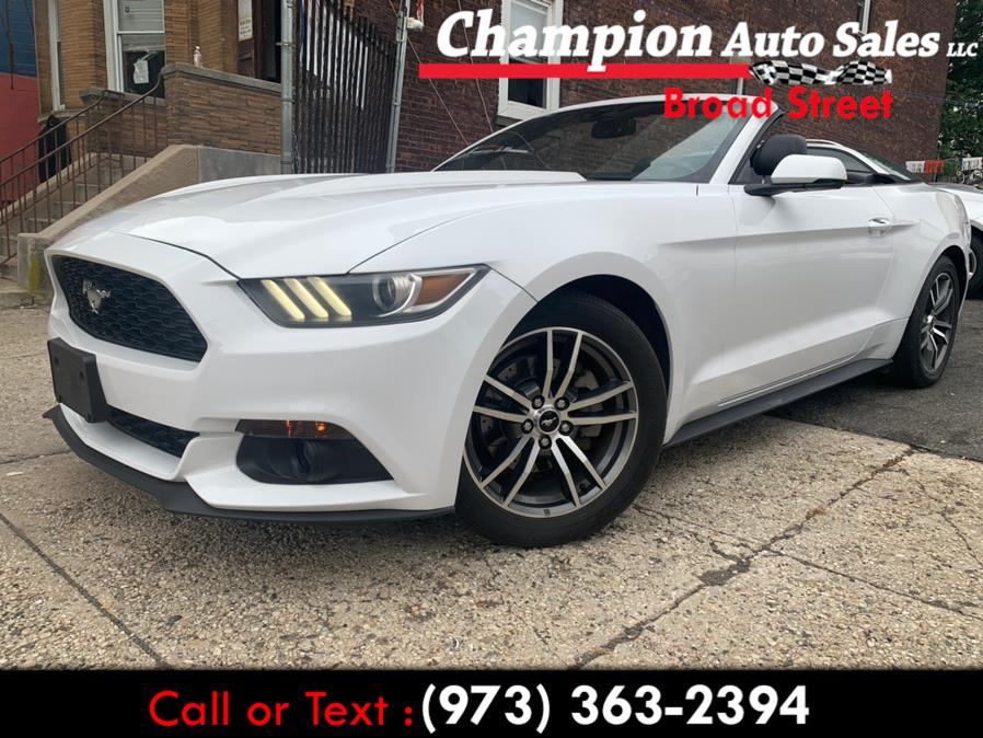 Used 2016 Ford Mustang in Newark, New Jersey   Champion Used Auto Sales LLC. Newark, New Jersey