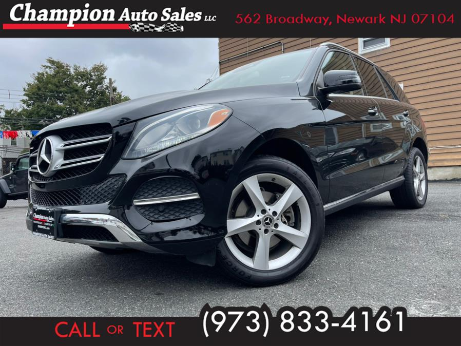 Used Mercedes-Benz GLE GLE 350 4MATIC SUV 2017   Champion Used Auto Sales 2. Newark , New Jersey