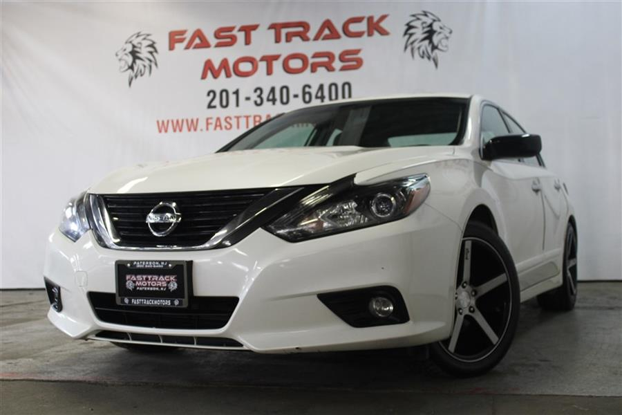 Used Nissan Altima 2.5 2017   Fast Track Motors. Paterson, New Jersey