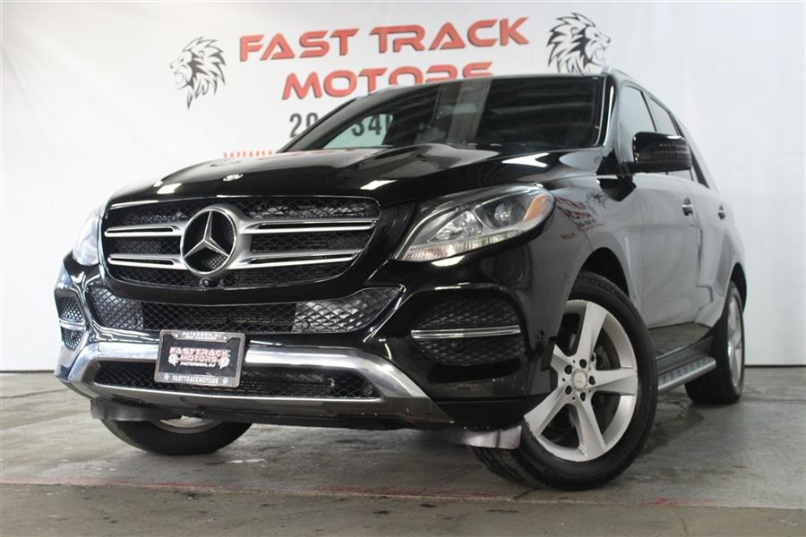 Used Mercedes-benz Gle 350 4MATIC 2016 | Fast Track Motors. Paterson, New Jersey