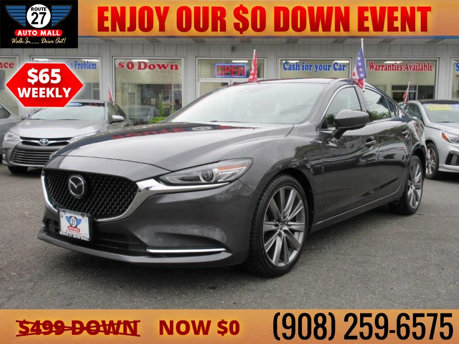 Used 2018 Mazda Mazda6 in Linden, New Jersey | Route 27 Auto Mall. Linden, New Jersey