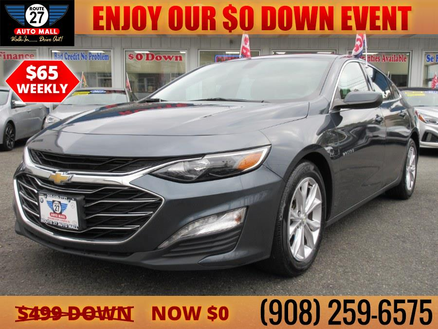 Used 2019 Chevrolet Malibu in Linden, New Jersey | Route 27 Auto Mall. Linden, New Jersey