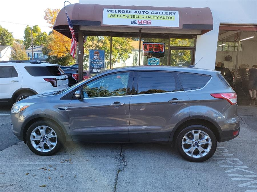 Used Ford Escape 4WD 4dr SEL 2013   Melrose Auto Gallery. Melrose, Massachusetts