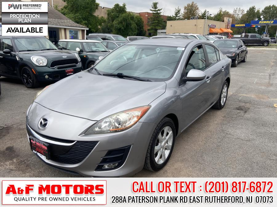 Used 2010 Mazda Mazda3 in East Rutherford, New Jersey   A&F Motors LLC. East Rutherford, New Jersey