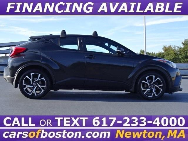Used Toyota C-HR XLE Premium FWD (Natl) 2018 | Jacob Auto Sales. Newton, Massachusetts