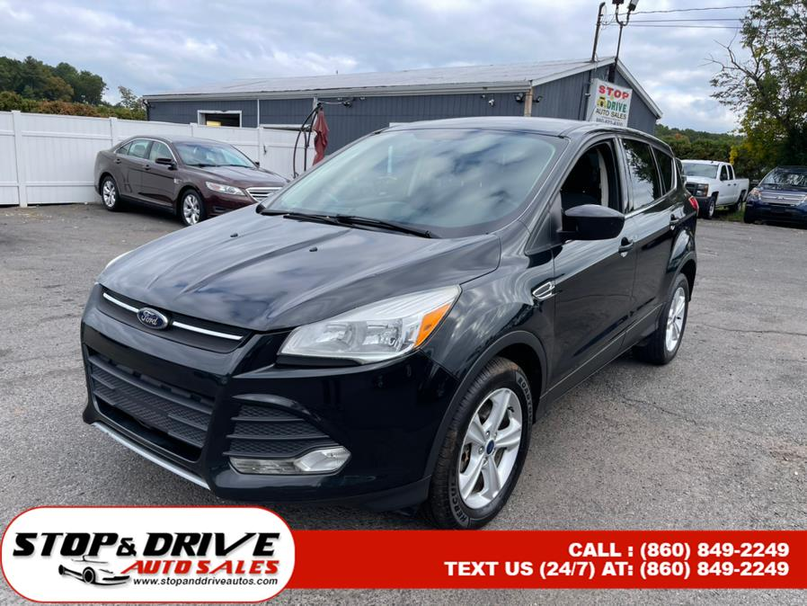 Used 2014 Ford Escape in East Windsor, Connecticut | Stop & Drive Auto Sales. East Windsor, Connecticut