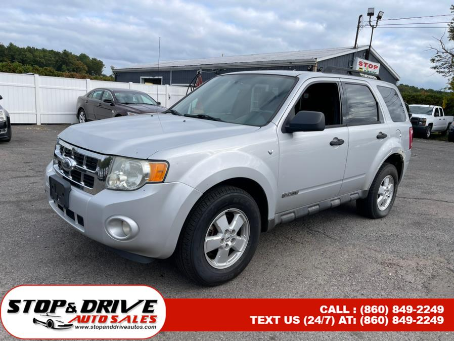 Used 2008 Ford Escape in East Windsor, Connecticut | Stop & Drive Auto Sales. East Windsor, Connecticut