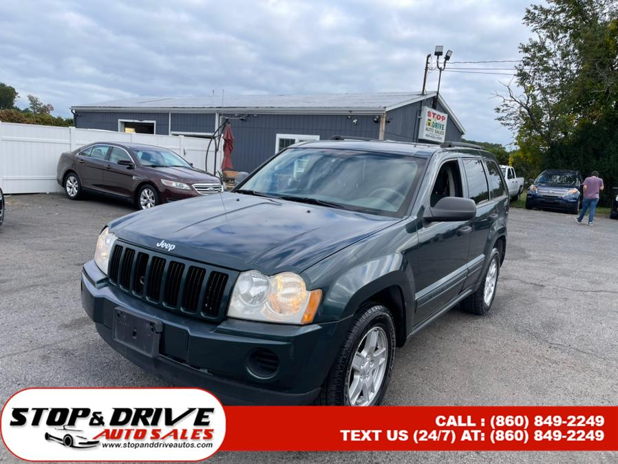 Used 2005 Jeep Grand Cherokee in East Windsor, Connecticut | Stop & Drive Auto Sales. East Windsor, Connecticut