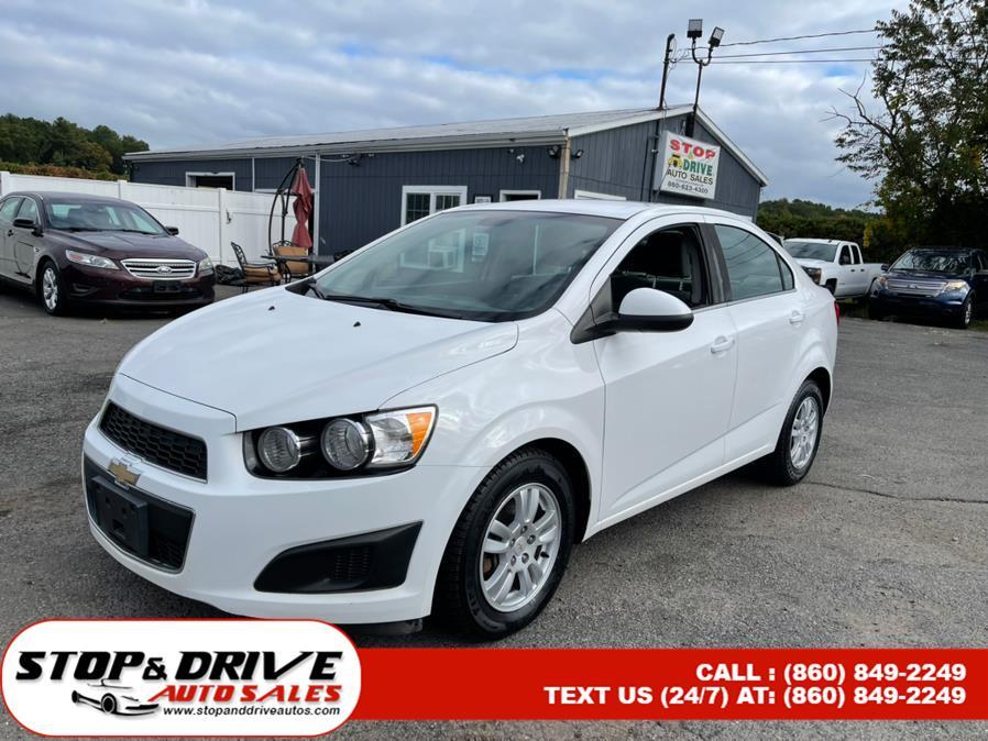 Used 2012 Chevrolet Sonic in East Windsor, Connecticut | Stop & Drive Auto Sales. East Windsor, Connecticut