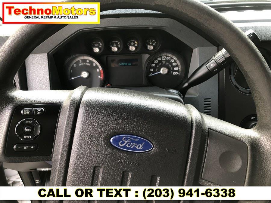 "Used Ford Super Duty F-250 SRW 4WD Reg Cab 137"" XL 2015 | Techno Motors . Danbury , Connecticut"