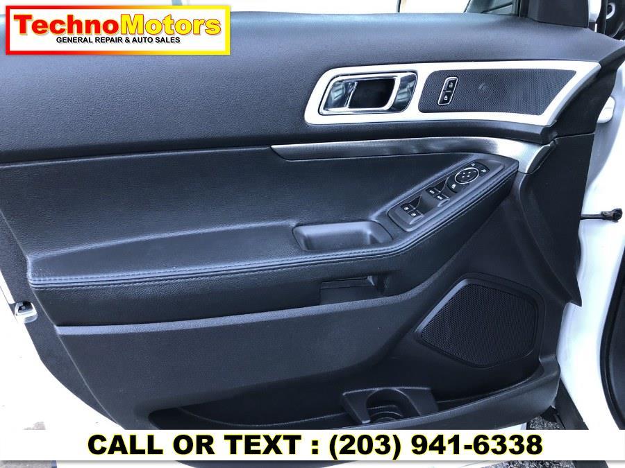 Used Ford Explorer 4WD 4dr Sport 2015 | Techno Motors . Danbury , Connecticut