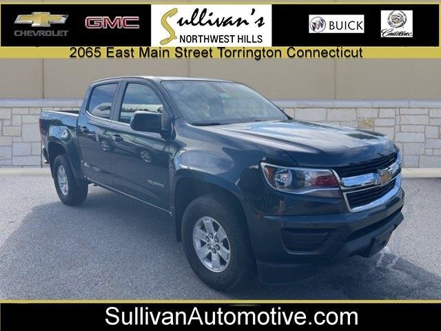 Used 2018 Chevrolet Colorado in Avon, Connecticut | Sullivan Automotive Group. Avon, Connecticut