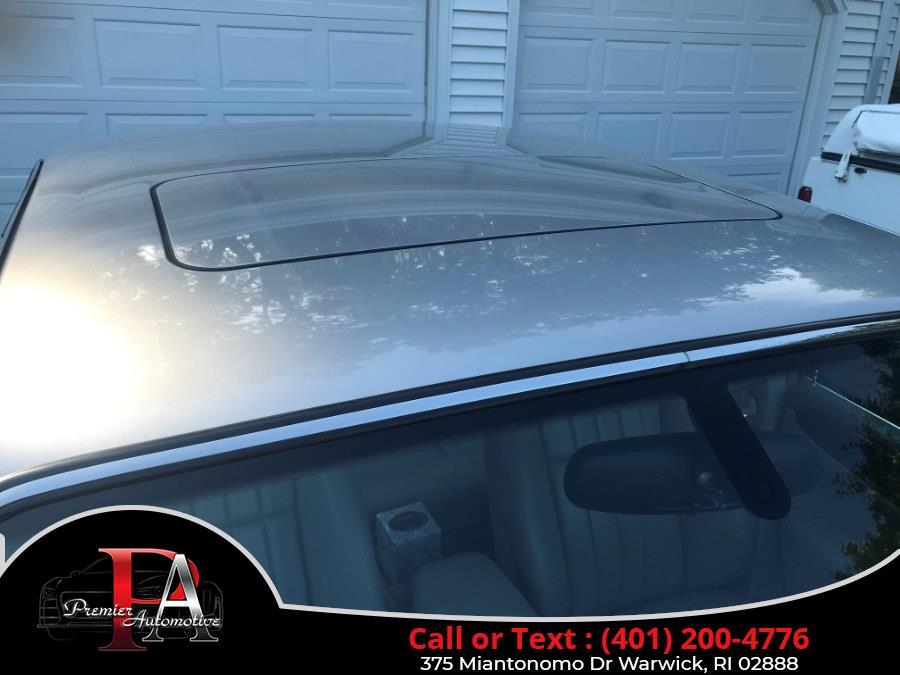 Used Jaguar XJ 4dr Sdn XJ8 2003   Premier Automotive Sales. Warwick, Rhode Island