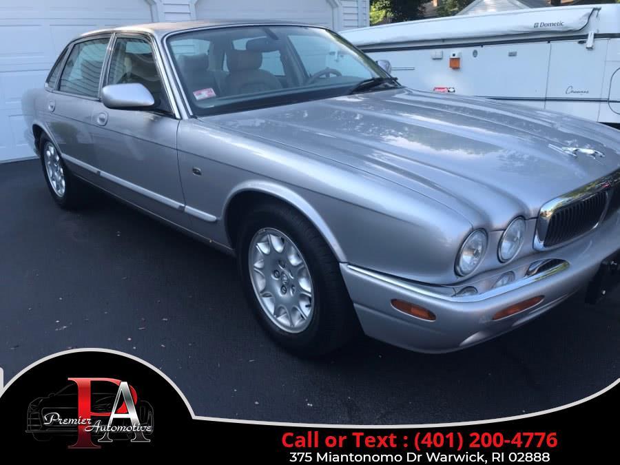 Used 2003 Jaguar XJ in Warwick, Rhode Island | Premier Automotive Sales. Warwick, Rhode Island