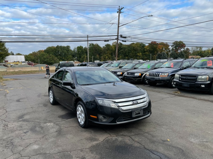 Used Ford Fusion 4dr Sdn SE FWD 2010   CT Car Co LLC. East Windsor, Connecticut