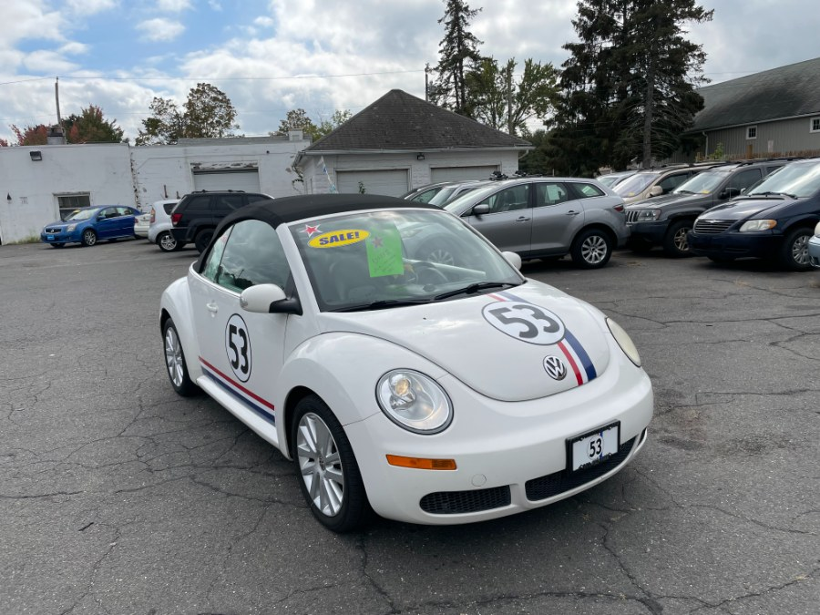 Used Volkswagen New Beetle Convertible 2dr Auto PZEV 2010 | CT Car Co LLC. East Windsor, Connecticut