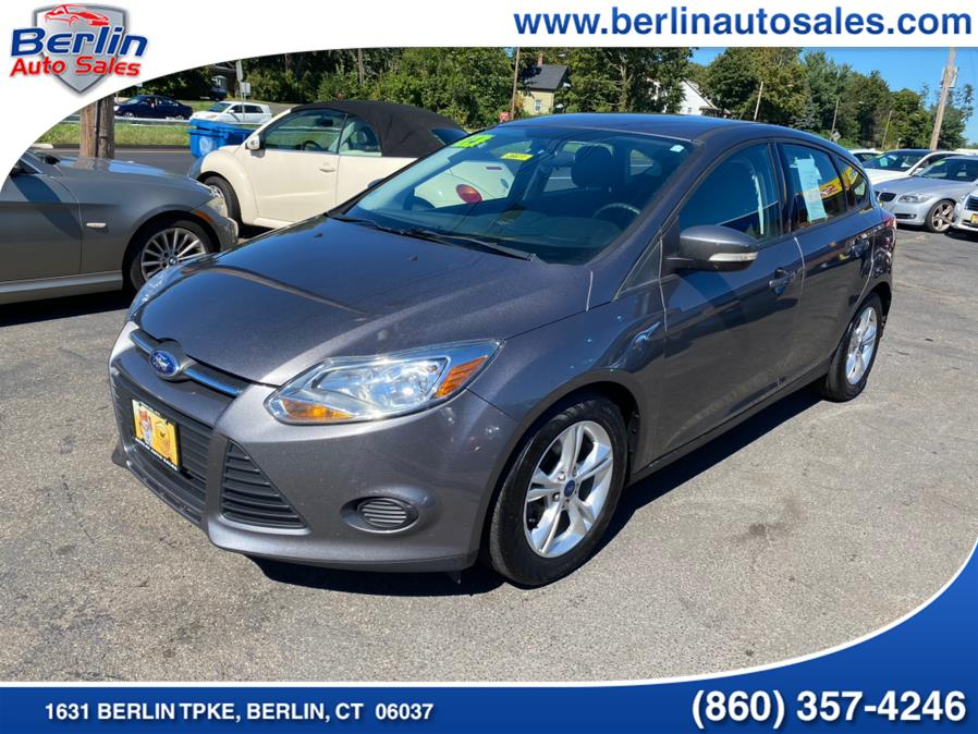 Used 2014 Ford Focus in Berlin, Connecticut | Berlin Auto Sales LLC. Berlin, Connecticut