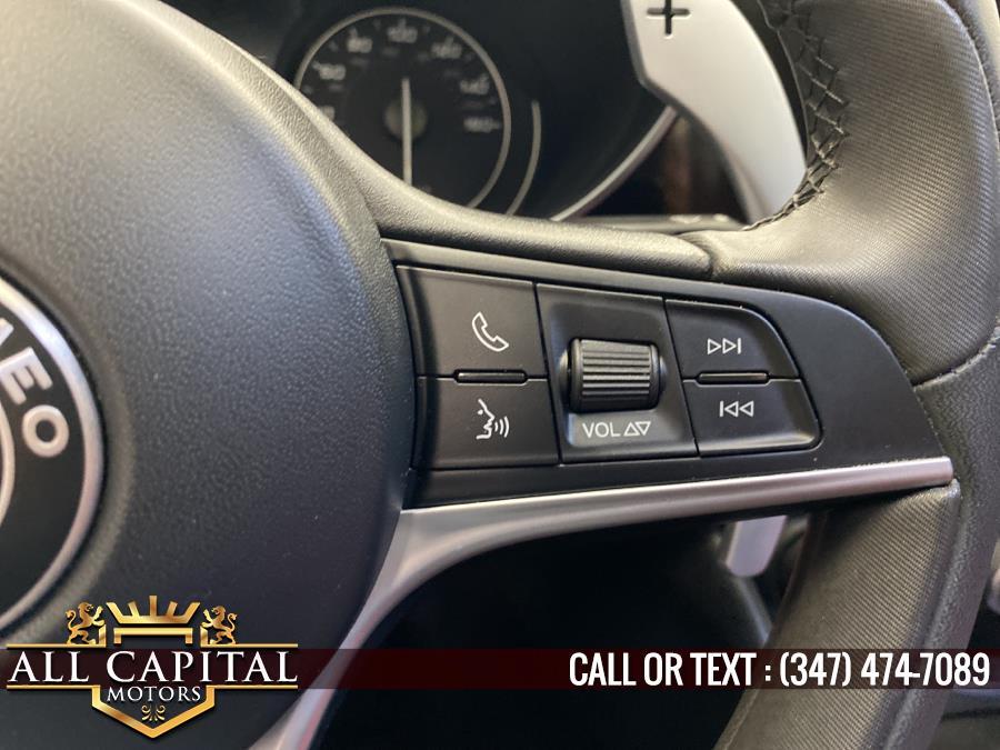 Used Alfa Romeo Giulia Ti Sport AWD 2018   All Capital Motors. Brooklyn, New York