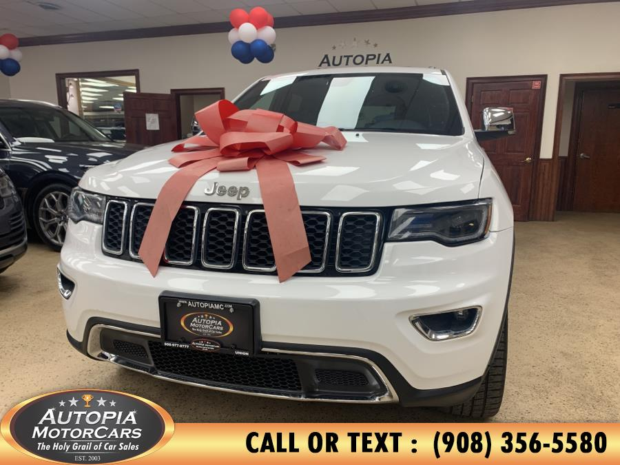 Used Jeep Grand Cherokee Limited 4x4 2017 | Autopia Motorcars Inc. Union, New Jersey