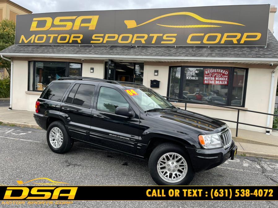 Used 2004 Jeep Grand Cherokee in Commack, New York | DSA Motor Sports Corp. Commack, New York