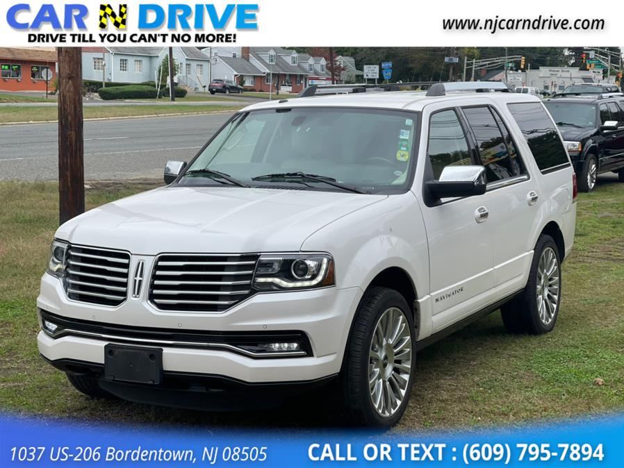 Used Lincoln Navigator 4WD 2015 | Car N Drive. Bordentown, New Jersey
