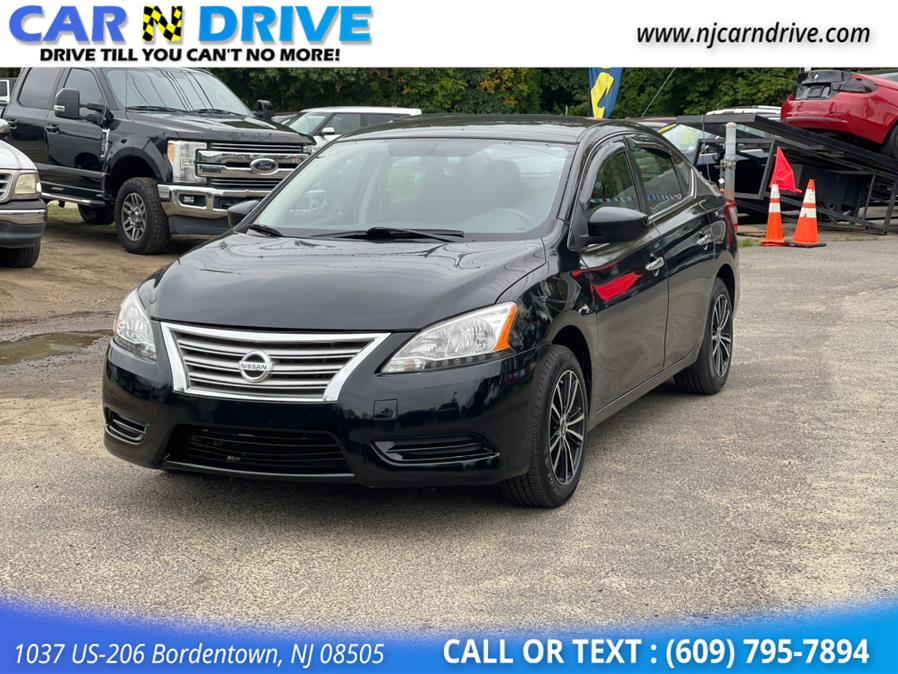 Used Nissan Sentra FE+ S 2013 | Car N Drive. Bordentown, New Jersey