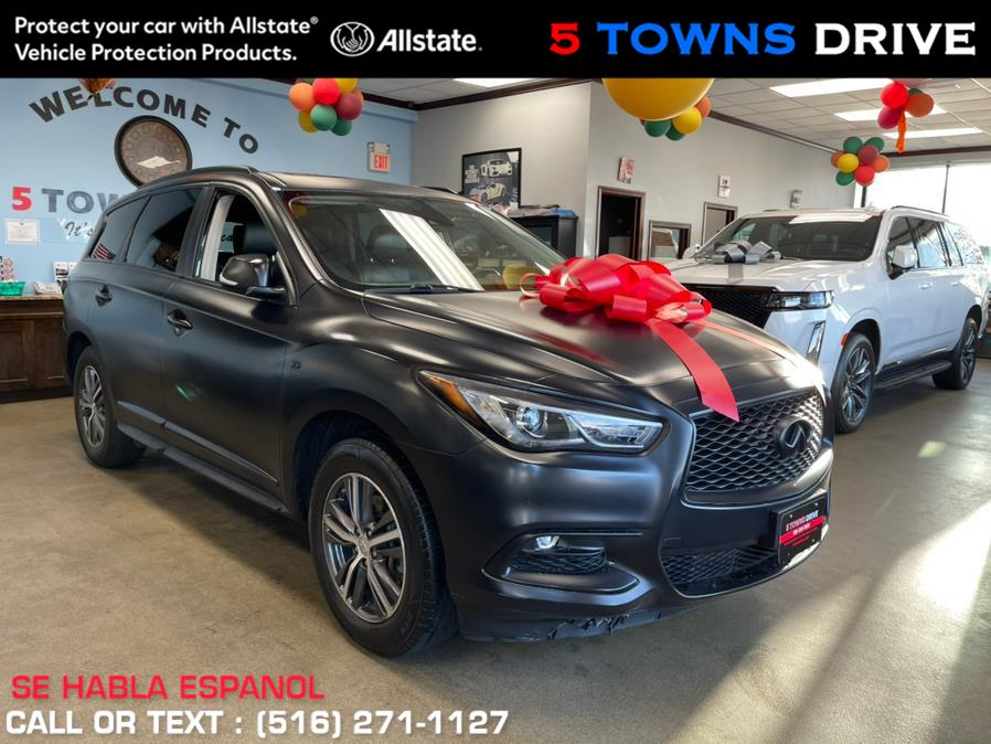 Used INFINITI QX60 2019.5 LUXE FWD 2019   5 Towns Drive. Inwood, New York