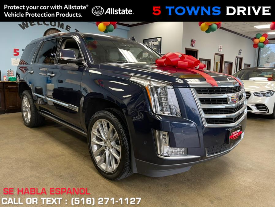 Used Cadillac Escalade 4WD 4dr Premium Luxury 2018 | 5 Towns Drive. Inwood, New York