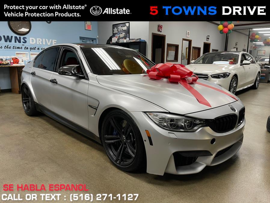 Used BMW M3 Sedan 2017   5 Towns Drive. Inwood, New York
