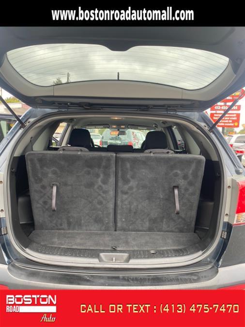Used Kia Sorento AWD 4dr V6 LX 2011 | Boston Road Auto. Springfield, Massachusetts