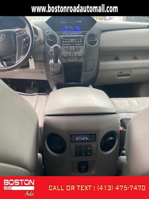 Used Honda Pilot 4WD 4dr EX-L 2013 | Boston Road Auto. Springfield, Massachusetts